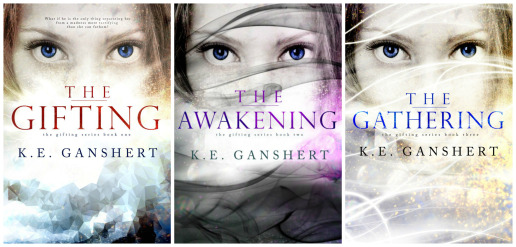 http://katieganshert.com/books/young-adult/