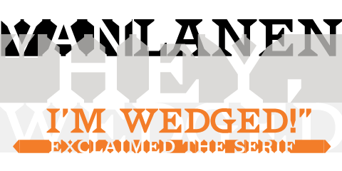 P22 Blog: Announcing HWT Van Lanen- A new wood type design
