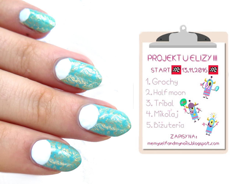 5 zdobień paznokci na projekt u Elizy – podsumowanie