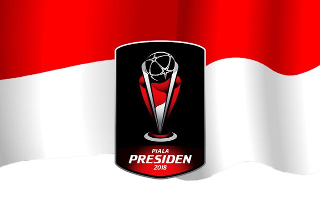 Gambar Logo Piala Presiden 2018