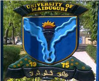 1st and 2nd 2017/2018 admission list for University of Maiduguri, |UNIMAID UTME & Direct Entry