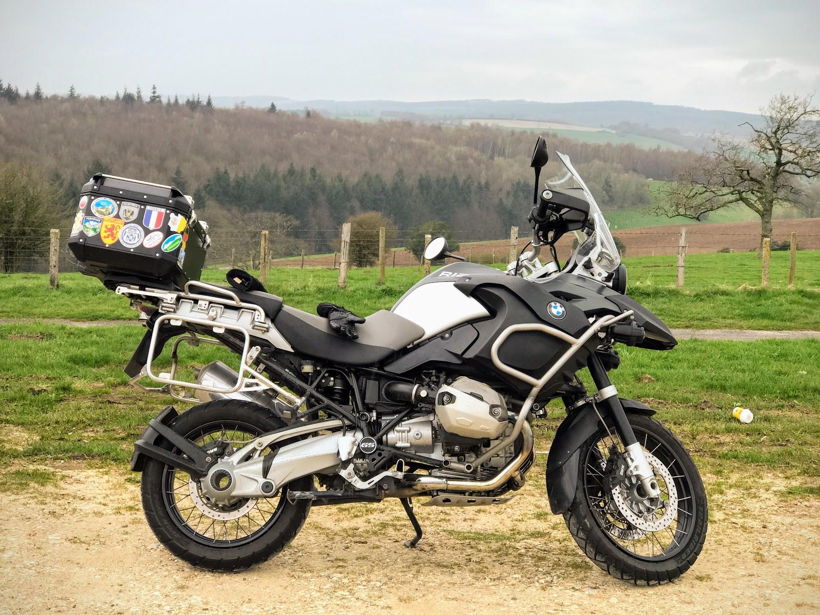 Trasa motocyklowa na jeden dzień wyjazdowy Oxford - Chichester. Gdzie na weekend w UK?
