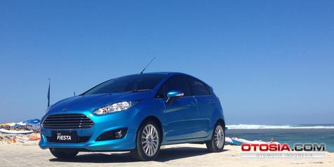 Ford Rekomendasikan Castrol Untuk Fiesta Ecoboost