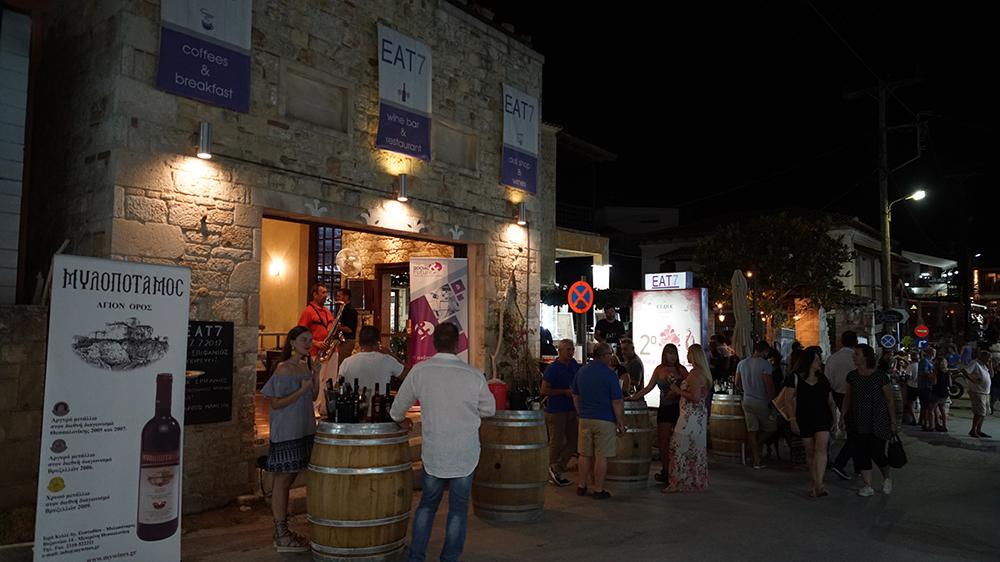 To 3οwine bazaar στην Άθυτο είναι πια γεγονός  7 -9 Σεπτεμβρίου.