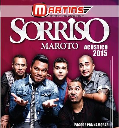 BAIXAR CD TEMA DIFERENTE SORRISO MAROTO