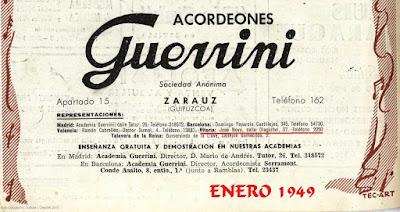 Resultado de imagen de TENGO UN NUEVO MAESTRO 1949