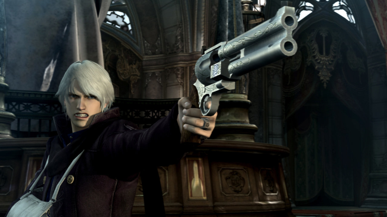 Devil May Cry 4 Special Edition Review Ps4
