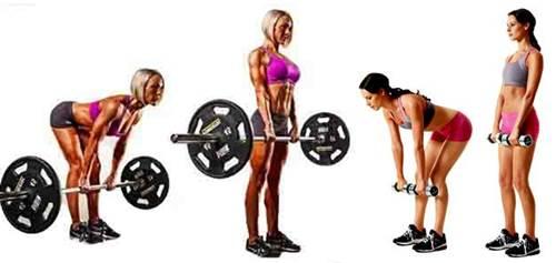 rutina para quemar grasa con pesas mujeres