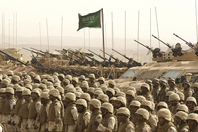 World War 3 Is Bound To Happen As Saudi Prepares 350, 000 Soldiers To Invade Syria!