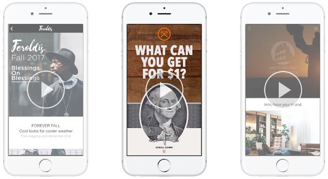 Facebook Canvas Ads devient Instant Experience Ads