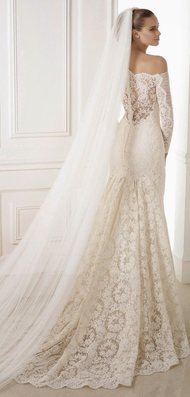 Pronovias 2015 bridal collections part 1 belle the magazine junglespirit Gallery