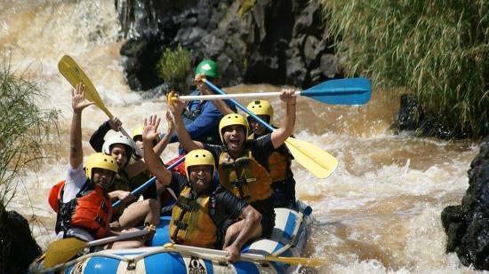 Athi river rafting