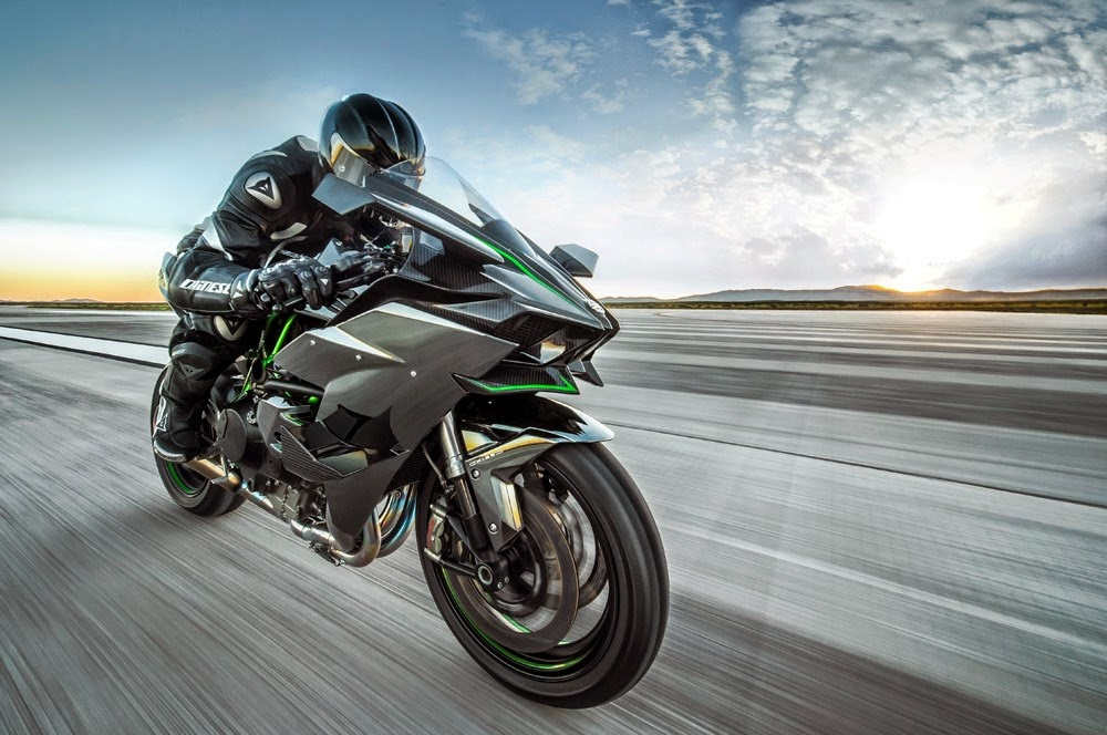 Kawasaki H2 Price Released