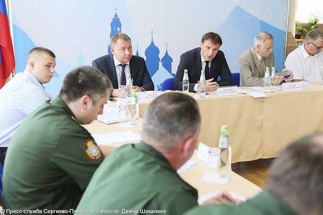 Военные городки к зиме не готовы и не готовятся Сергиев Посад