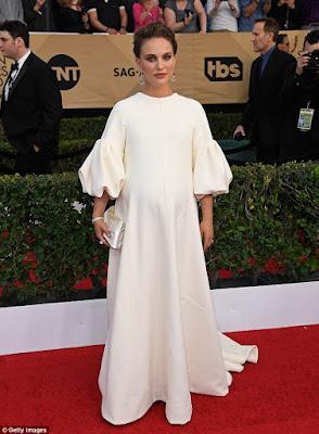 Natalie Portman Oscars 2017