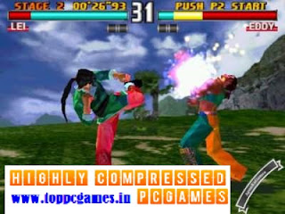Tekken 3 For PC Free Download