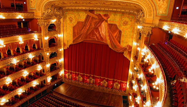 Conhecer o Teatro Colón em Buenos Aires no mês de março