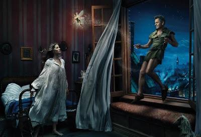 Annie Leibovitz Dream Portrait Series