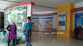 Pengunjung wisata edukasi Museum Gunung Merapi