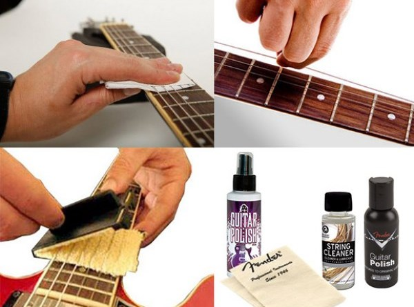 Perawatan Senar Gitar