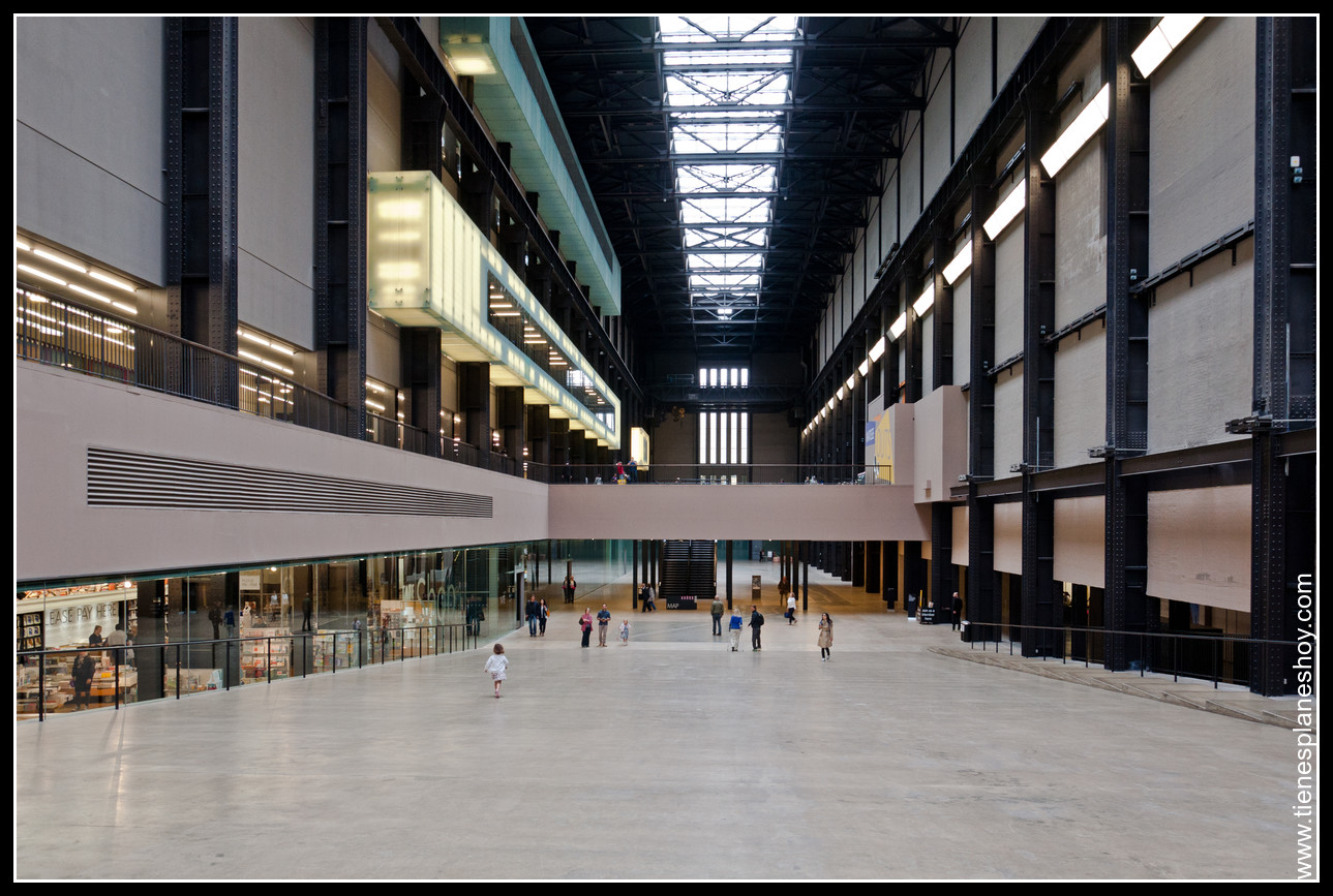 Tate Modern Londres (London) Inglaterra