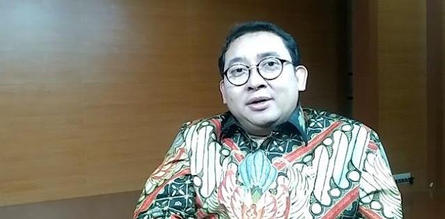Fadli Zon: Jokowi Keliru, Pemerintah Paling Sering Menunda