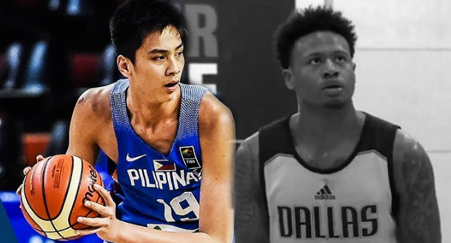 Bobby Ray Parks Jr REACTS to Kai Sotto's NBA dream