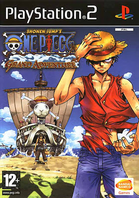 One Piece Grand Adventure PS2 GAME ISO
