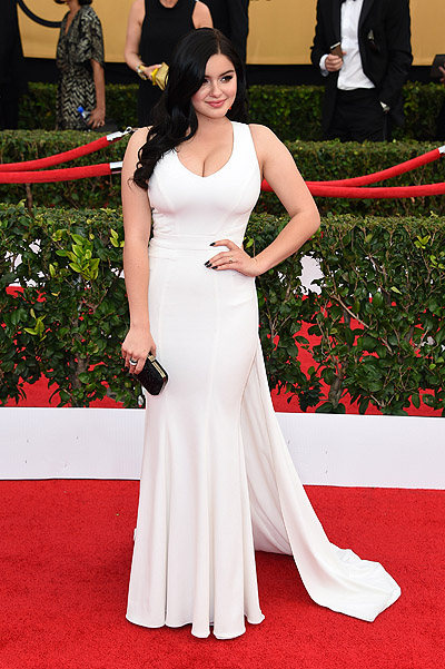 Ariel Winter has made breast reduction