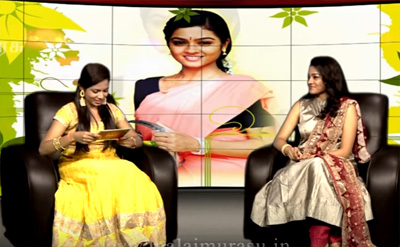 Special Interview With Actress Gayathri
