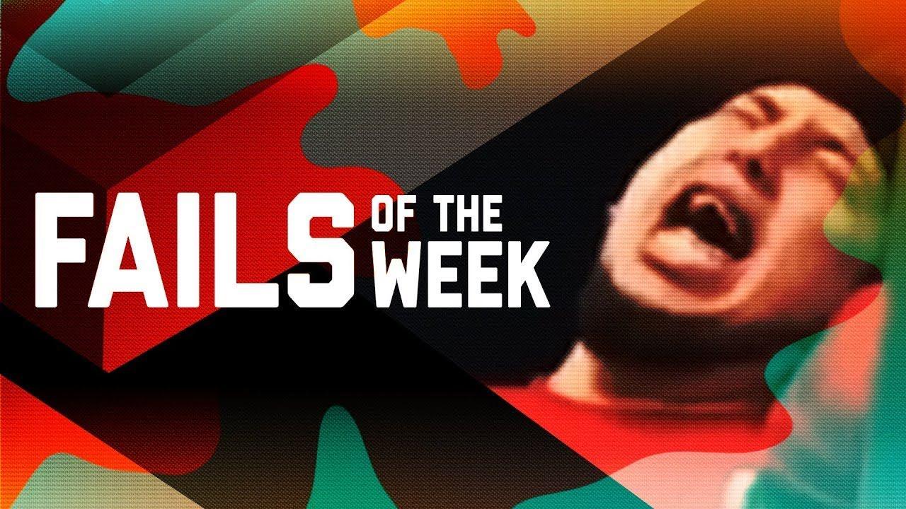 The Worst Fails of the Week : 2019年2月第4週の思わず、あ痛ッ ! ! と言ってしまうサイテーの失敗の痛いビデオをまとめた総集編 ! !