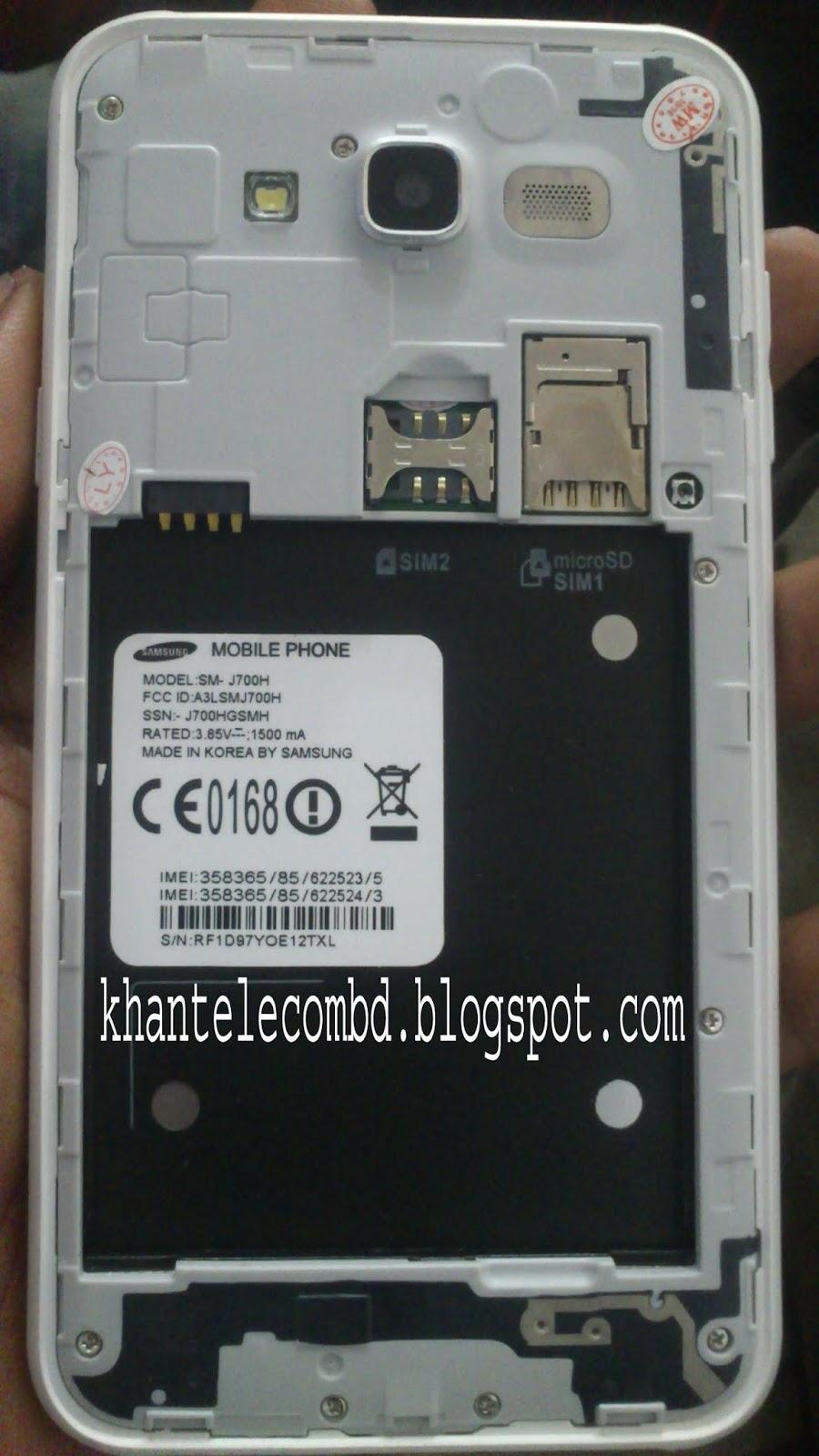 Samsung j700h firmware - Samsung J7 Sm J700h Flash File Mt6572 5 1 1 Lollipop Firmware Bin File 100 Tested By Khan Telecom