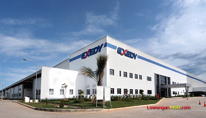 Lowongan Kerja PT. Exedy Manufacturing Indonesia Pabrik Sparepart Karawang Oktober 2017