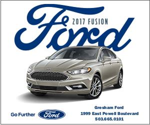 2017 Ford Fusion Available at Gresham Ford