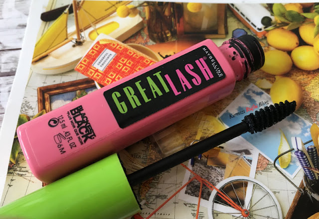 Maybelline Great Lash Maskara