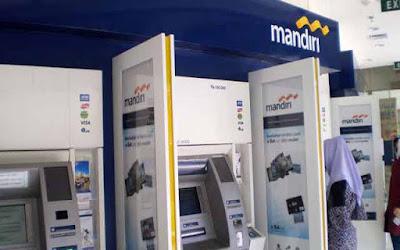 Cara Beli Token Listrik Lewat Mesin ATM Bank Mandiri