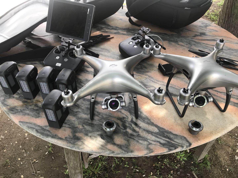Прототипы DJI Phantom 5