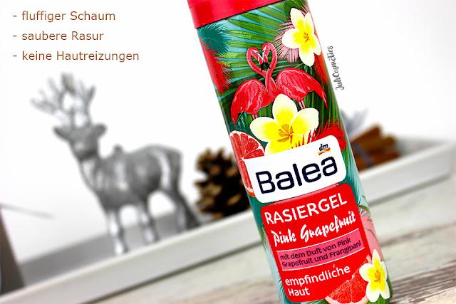 Balea-Rasiergel-Pink-Grapefruit