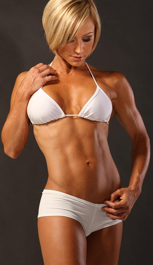 Female Fitness and Bodybuilding Beauties Jamie Eason  Female Fitness