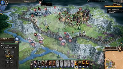 Fantasy General 2 Game Screenshot 1