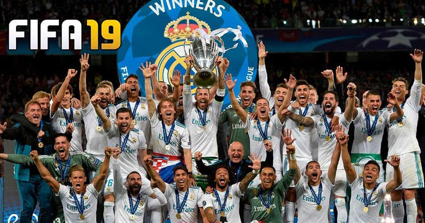 UPDATE: FIFA 19 to Include UEFA Champions League - Footy ...