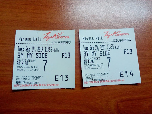 Review Movie | By My side
