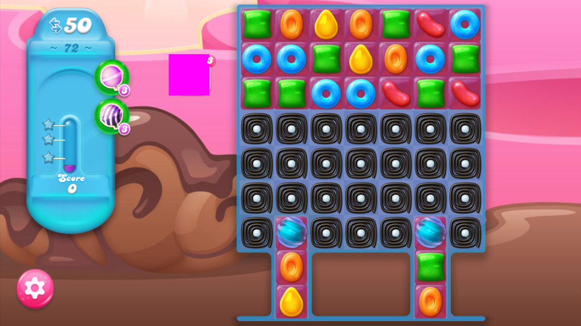 Candy Crush Jelly Saga 72
