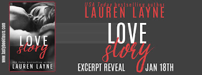 Excerpt Reveal and Giveaway: Love Story by Lauren Layne
