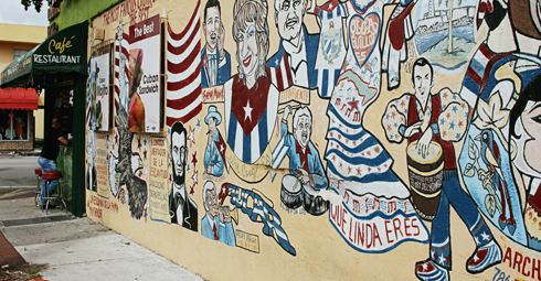 Little Havana Miami Florida