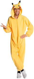 Pikachu Jumpsuit