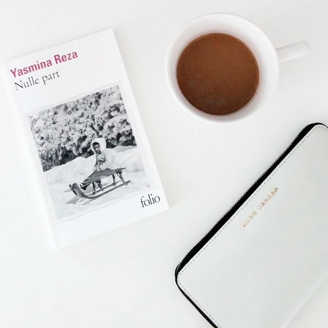 Nulle part de Yasmina Reza