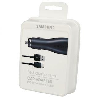 caricabatteria rapido samsung type-c