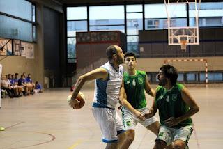 El Paúles Sotera pierde por 71-75 ante el Urdaneta