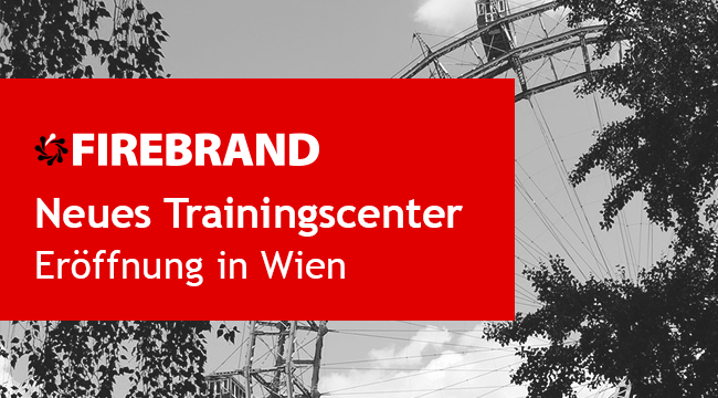Neues Firebrand Trainingscenter in Wien